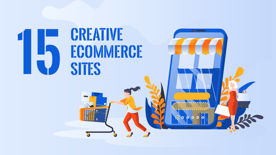 Landing Page Design Inspiration: 15 Creative eCommerce Sites