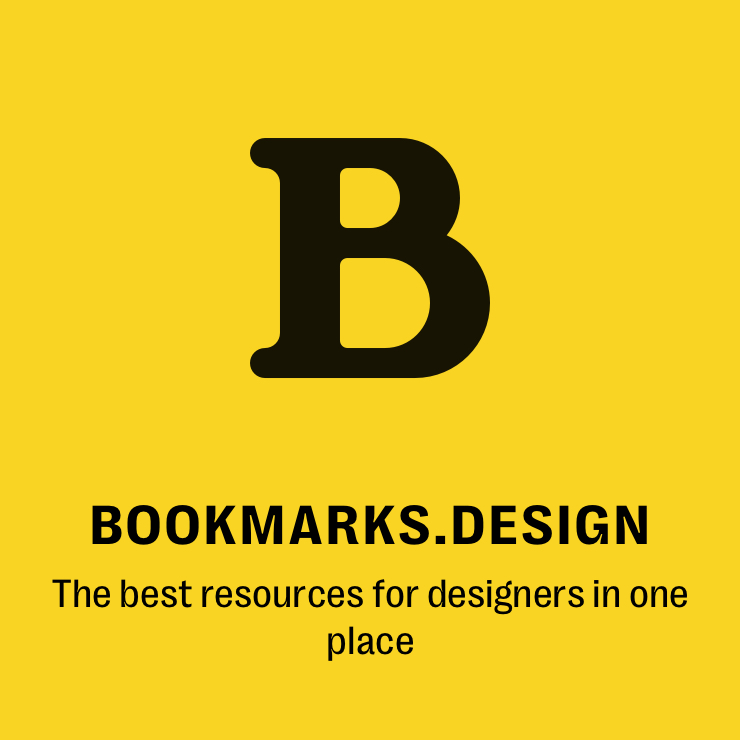 The best resources for designers in one place - bookmarks.design