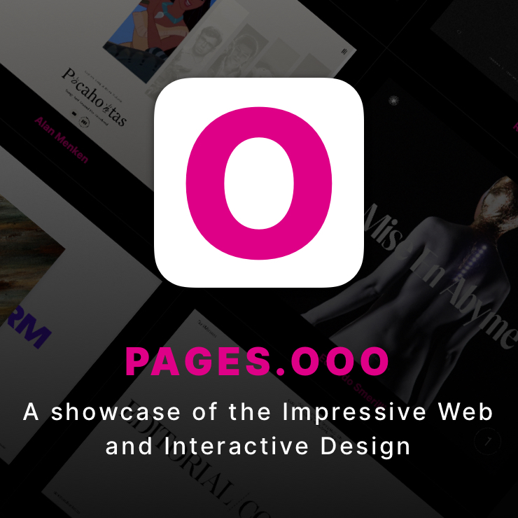 A showcase of the Impressive Web and Interactive Design